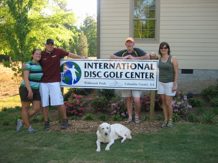 Jenkins Family Disc Golf