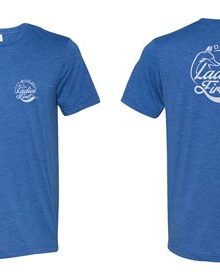 Royal Blue Ladies First Super Soft t-shirt