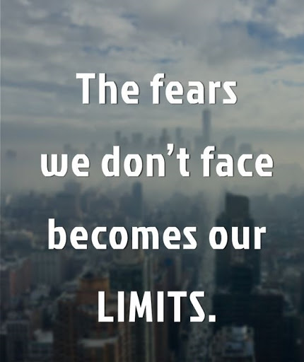 Fear quotes best images pics photos pictures (37) - Ladies First