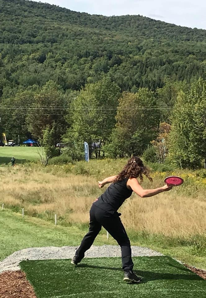 5b411e165d Your power and distance with forehand drives is one of the best in the FPO  division. For a player wanting to increase their distance and power on a  forehand ...