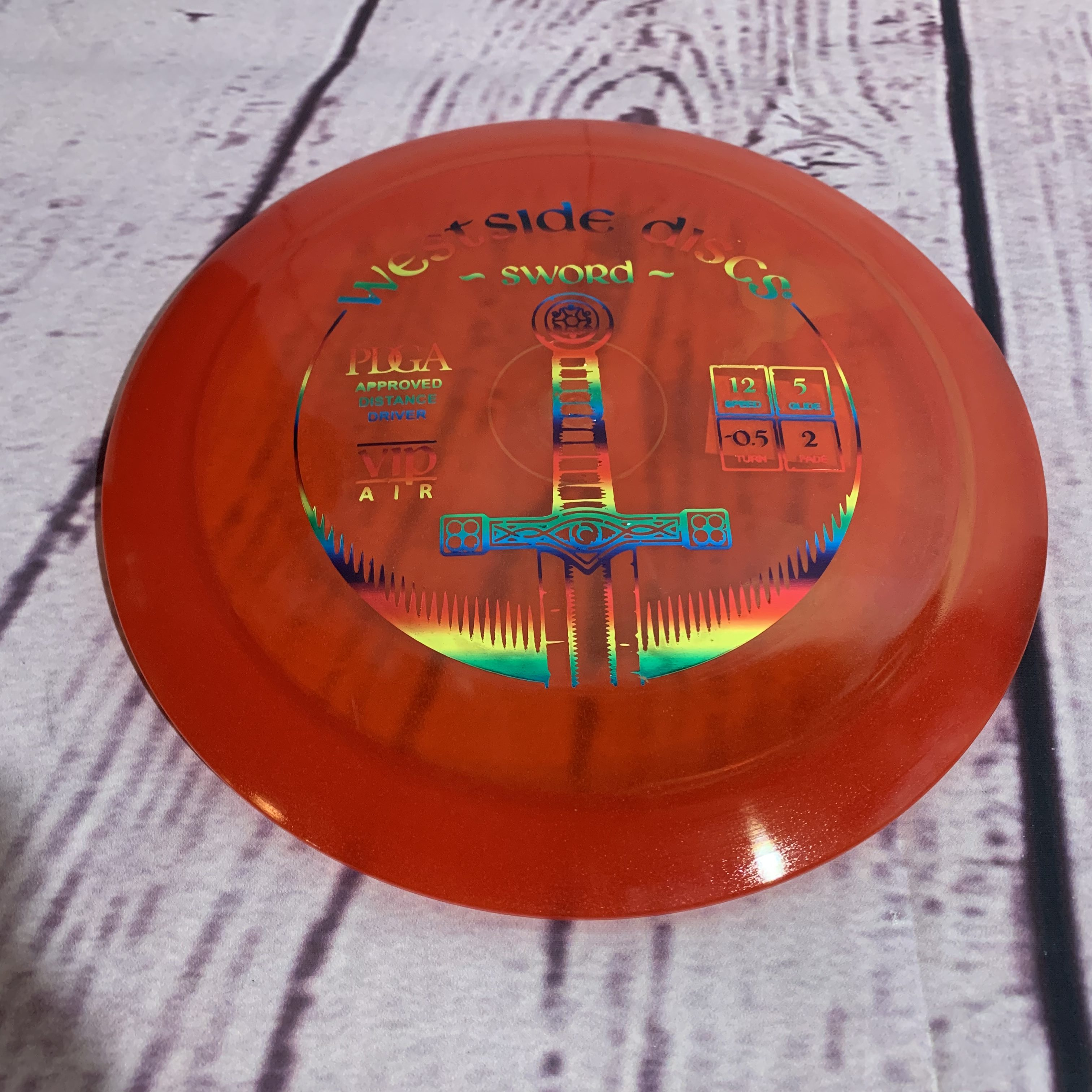 disc golf drivers for forehand