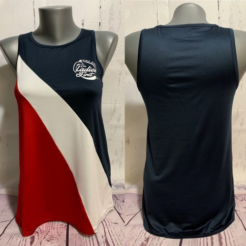 Color block tank top